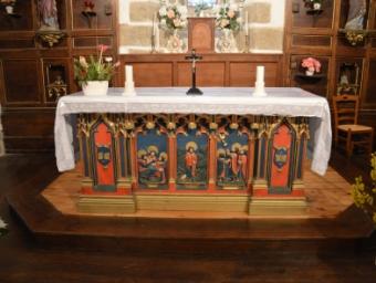 maitre-autel