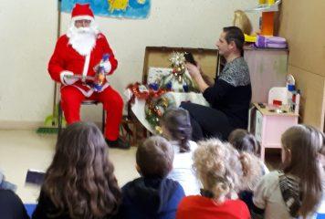 Arbre de Noël de l'Ecole de Flayat