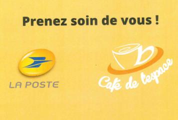Ouverture temporaire de l'agence postale