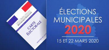 Organisation des élections du 15 mars en situation d'épidémie.