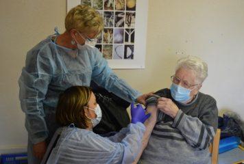 COVID 19, Vaccination pour tous en Creuse.